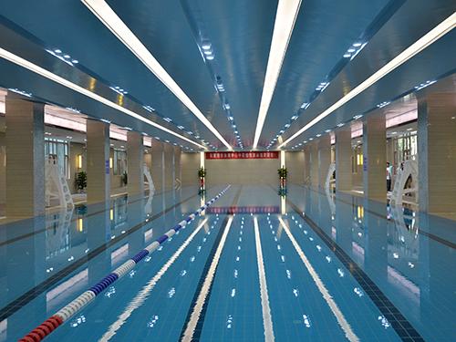 張家港中聯博悅 泳池專用除濕熱泵